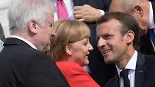 Ärger über geplantes Euro-Budget: CSU fordert Koalitionsausschuss
