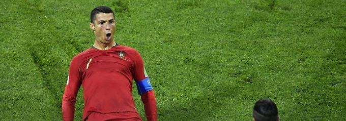 Der n-tv.de WM-Routenplaner: Blatter schaut CR7, DFB-Elf schreckt Spanien