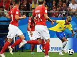 Kritik an Brasiliens Superstar: Neymars Egotour löst zu Hause Unmut aus