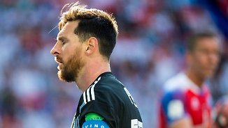 WM-Fakten für Besserwisser: Torloser Torschusskönig Messi will gegen Kroatien punkten
