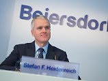 Aktie des Konzerns verliert: Heidenreich scheidet als Beiersdorf-Chef aus