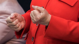 Koalition des großen Krachs: Unionsstreit überschattet die ersten 100 Tage GroKo