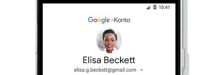 Neue Einstellungen: Google-Konto wird übersichtlicher