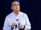 Verbotene Beziehung: Intel-Chef muss zurücktreten