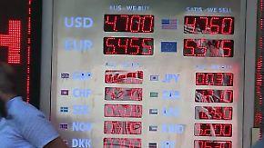 Bankrotte Geschäfte, steigende Preise: Türken verlieren Vertrauen in ihre Wirtschaft