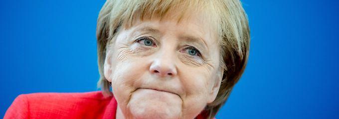 Ein Blick in die Zukunft: Wenn Merkel stürzt