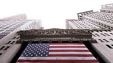 Neue Drohungen von Trump: Wall Street schließt uneinheitlich