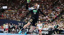 Der Sport-Tag: Deutsche Handballer eröffnen WM 2019 gegen Korea
