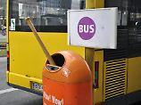 Messer, Stöcke, Baseballschläger: Polizei verbannt Waffen aus Berliner S-Bahn