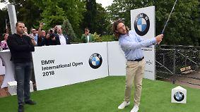 Kaymer und Co. am Start: BMW Open locken Golfelite nach Deutschland