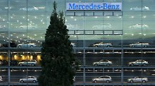 Betroffen sind einzelne Modelle der A-, B-, C- und G-Klasse von Mercedes.