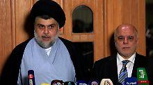 Neue Koalition vereinbart: Regierungsbildung im Irak kommt voran