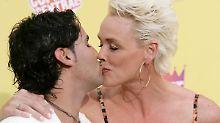 """""""Wir sind überglücklich"""": Brigitte Nielsens Baby ist da"""