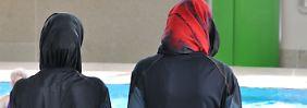 """Kein """"Untergang des Abendlandes"""": Giffey begrüßt Burkinis für Schülerinnen"""