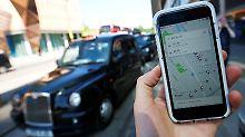 Vorläufige Lizenz für 15 Monate: Uber darf in London auf Bewährung fahren