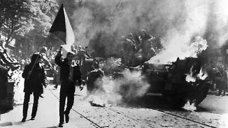 """""""Wir waren den Stalinismus satt"""": Wie der Frühling in Prag zum Winter wurde"""
