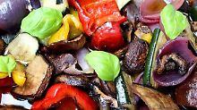 Die Frau am Grill: Antipasti-Salat - der Allrounder