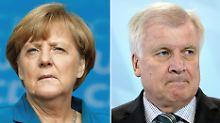 """CDU-Politiker über Asylstreit: """"Das ist die Schicksalsfrage für Europa"""""""