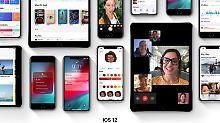 Jungbrunnen für ältere iPhones: iOS 12 Beta schon jetzt besser als iOS 11.4