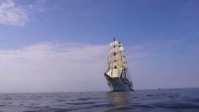 n-tv Ratgeber: Reisen wie vor 100 Jahren: Kreuzfahrt auf der Sea Cloud II
