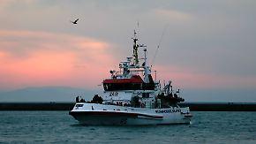 Super-Polizei und Flüchtlingsretter: EU will Grenzschutz-Agentur Frontex aufstocken