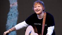 100 Millionen Dollar gefordert: Hat Ed Sheeran bei Marvin Gaye geklaut?