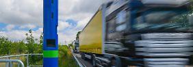 Streckennetz ausgedehnt: Lkw-Maut gilt jetzt auf allen Bundesstraßen