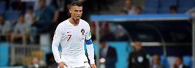 CR7 lässt Zukunft offen: Portugal muss um Ronaldo bangen