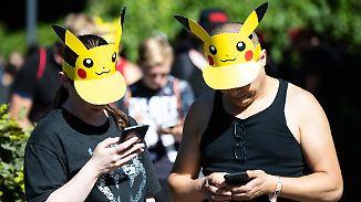 Kollektive Monsterjagd: Pokémon-Safari lockt Tausende nach Dortmund