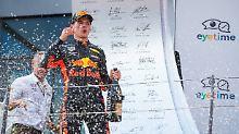 Lehren aus dem Österreich-GP: Verstappen lernt und wird konkurrenzfähig