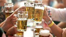 """""""Wetter wichtiger als WM"""": Bier geht dieses Jahr besonders gut"""