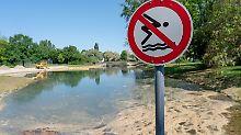 Europäische Umweltagentur warnt: Deutsche Gewässer in schlechtem Zustand
