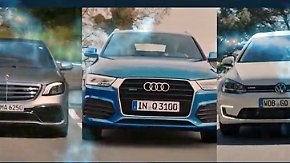 Drohende Strafzölle und Dieselkrise: Deutsche Autobauer kämpfen mit Problemen
