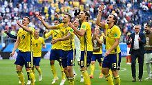 Der Sport-Tag: Falscher Feueralarm stört Schweden vor WM-Viertelfinale