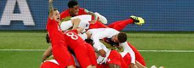 Keeper Pickford als WM-Held: England bezwingt Elfmeter-Trauma