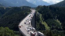 Maßnahme gilt nur vorübergehend: Wien lässt Brenner-Grenze kontrollieren
