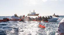 Druck auf deutsche Seenotretter: Malta setzt auch Aufklärungsflugzeug fest