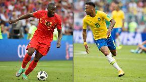 WM-Fakten für Besserwisser: Lukaku und Neymar kämpfen um die Torquoten-Krone