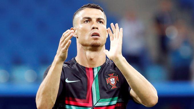 Applaus hat Ronaldo beim Gastspiel in Turin viel bekommen - ein Argument für einen Wechsel?