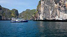 Die Unterwasserwelt in Thailand zieht jedes Jahr viele Touristen an.