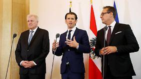 Merkel mit Orban, Seehofer in Österreich: Europa schottet sich ab - nach innen und nach außen