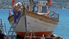 Griechische Fischer in Nöten: Abwrackprämien für Boote sollen ihre Existenz retten