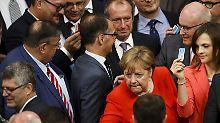 """""""Fünfte Schwarze Null"""" in Folge: Bundestag beschließt Haushalt für 2018"""