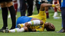 Der WM-Routenplaner bei n-tv.de: Neymar rollt, Suarez stänkert