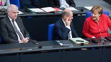 Keine Abkommen mit Wien und Rom: Stegner zweifelt an Asylkompromiss