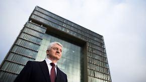 Betriebsrat fürchtet Konzernzerschlagung: Rücktritt von Thyssen-Vorstand löst Spekulationen aus