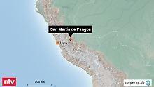 19-Jährige mit Baby in Peru: Ermittler finden vermisste Spanierin bei Sekte