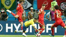 Brasilianer mit Kasan-Fluch: Neymars Schwalben retten Seleção nicht
