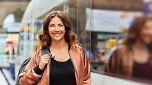 Leonie Müllers Leben im Zug: Tausche Wohnung gegen Bahncard