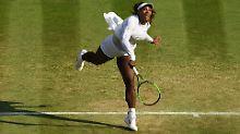 Der Sport-Tag: Serena Williams verpasst emotionalen Mutter-Moment